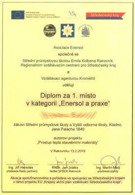 Diplom Enersol
