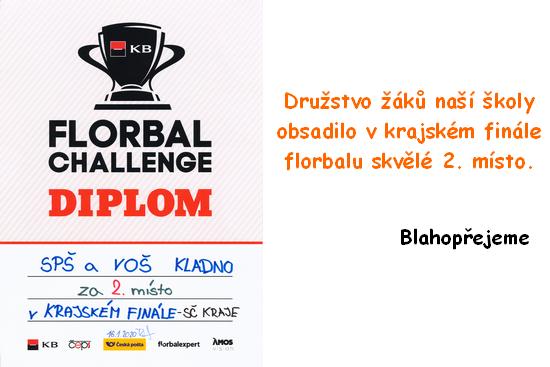 Diplom florbal 2020